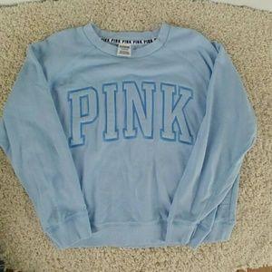 PINK Sweat Shirt Size Lg